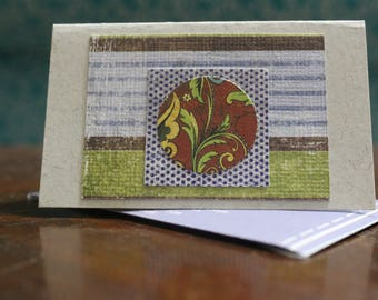 Carte cadeau enceinte/embellissement