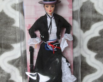 1997 Barbie Dolls of the World Chile # 18559
