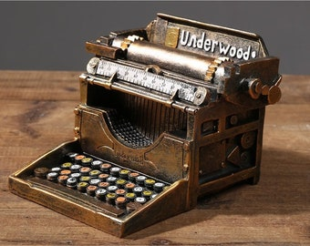 Typewriter for Decorations