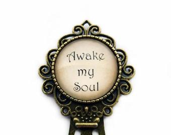 Mumford and Sons Awake my Soul Bookmark