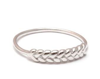 TASSEL - Silver 925 ring