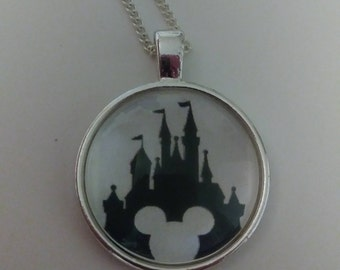 Disney Inspired Pendant