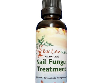 Natural Toe Nail Fungus Treatment Cure - For Toenail and Fingers