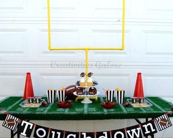 Touchdown Football Banner