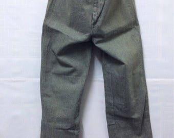 Vintage 80's Sears worker jeans