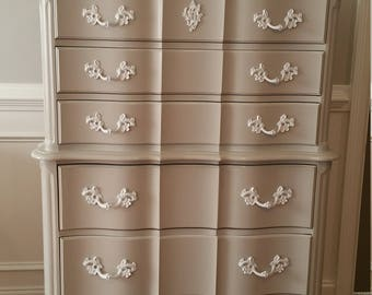 SOLD- French Provincial Dresser