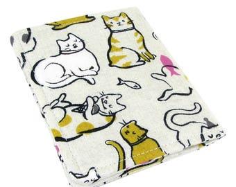 Cat Wallet, Womans Wallet, Slim Wallet, Travel Wallet, Minimalist Wallet, Wallet For Women, Credit Card Holder, Gifts For Cat Lovers