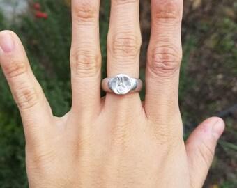 Yoni Signet ring