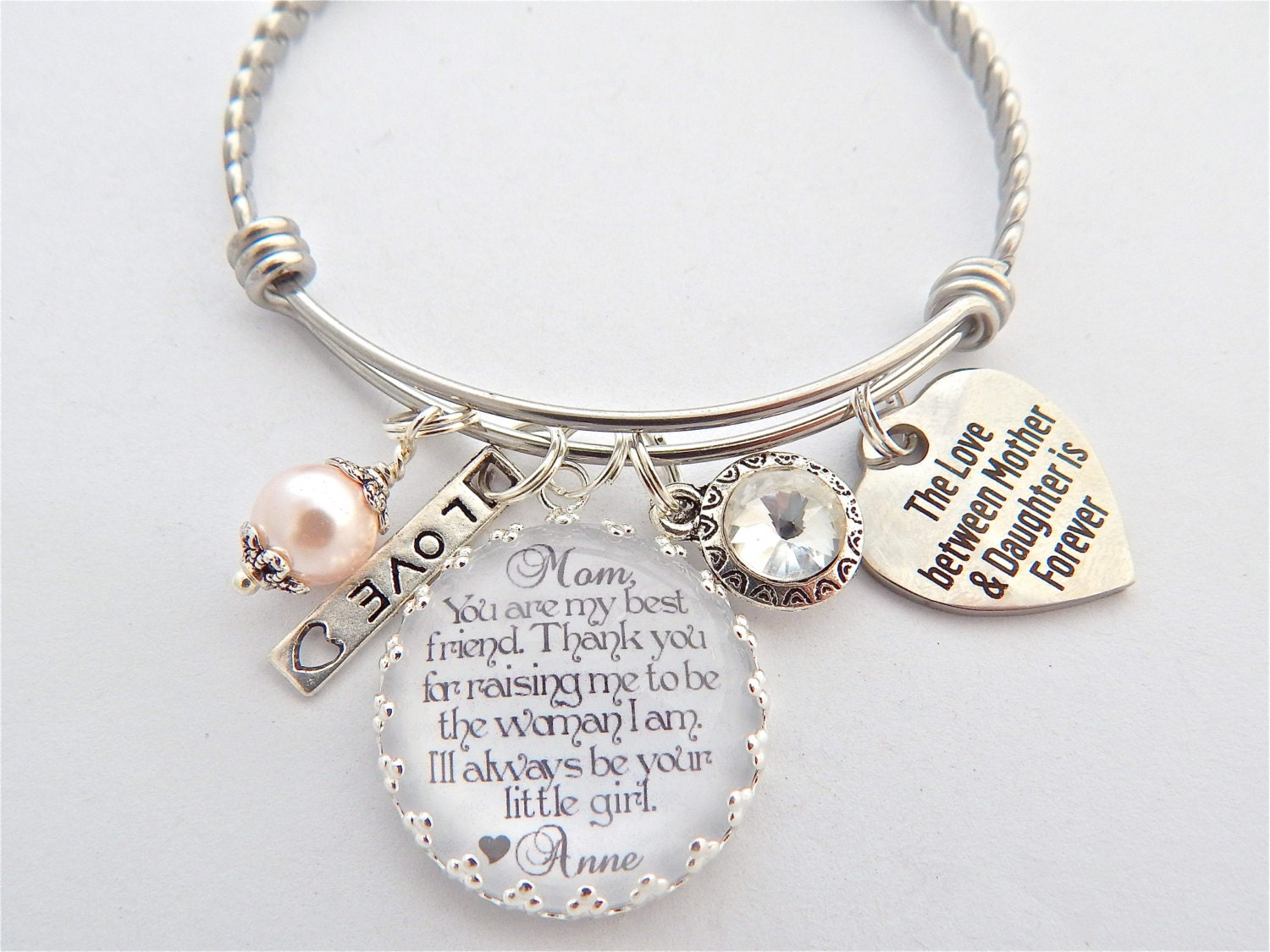 Mother Daughter Wedding Gifts: MOTHER Daughter Gift-Mother Of The Bride Gift-Wedding