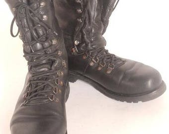 army srplus/military issue Austrian assault boot
