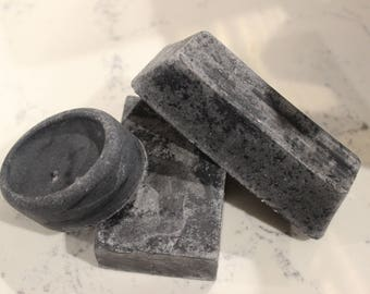 Charcoal Goats Milk Soap