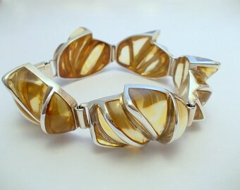 Sidney Opera Bracelet. Silver Art.