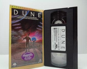 Dune Vhs Tape