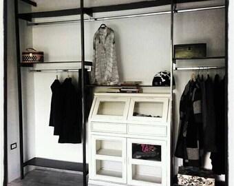 Wardrobe at sight