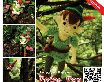PDF Pattern - Peter Pan