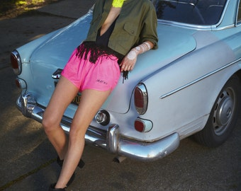 Vintage Highlighter Shorts