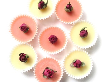 Rosey Posey Bath Melts - Box of 6
