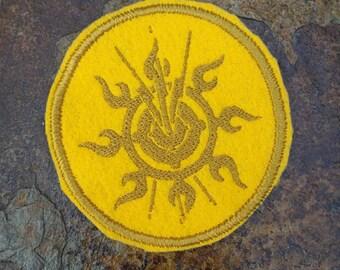 Acheron symbol Sherrilyn Kenyon dark hunter series