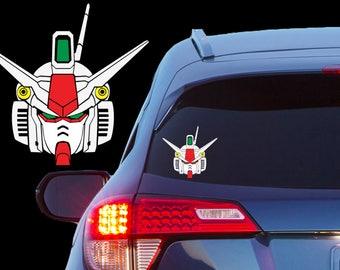 Gundam GP-01 Vinyl Decal for Cars, Laptops, Tablets, Water Bottles, Etc. - Mobile Suit Gundam 0083: Stardust Memory