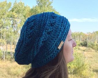 Slouchy Beanie Women, Slouch Beanie, Slouch Hat, Slouchy Beanie, Knit Beanie, Slouchy Hat, Slouchy Beanie Hat, Hats Women, Winter Hat