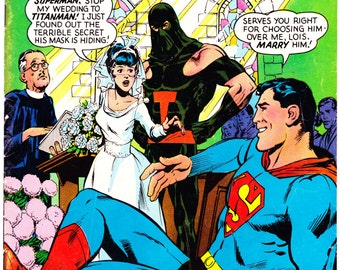 Lois Lane 79, Wedding comic, Bride book, Superman Gift, KEY, 1st Neal Adams art, Silver age. 1967 DC Comics in VG (4.0)