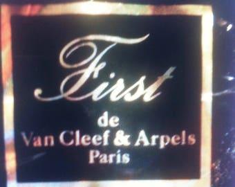 """Van Cleef &Arpels: """"FIRST"""" 80ml, so good as new"""