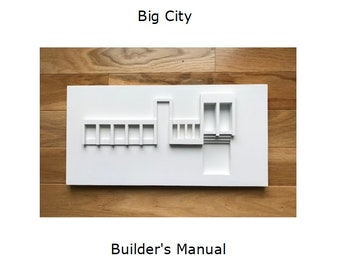 Big City Builder's Manual and License