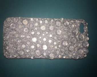 Sparkly Crystal Studded Iphone 5 Case