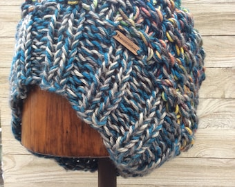 Spring Slouchy Hat