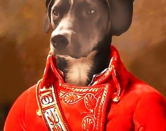 custom pet portrait, pet memorial, pet portrait custom, pet loss gifts, custom portrait, dog portrait, pet portrait, cat portrait