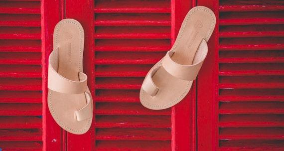 sandals Leather Women's sandals HARMONIA Greek ZtqRgxZwA