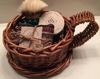 Ozzie's Shave Basket