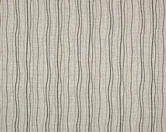 Current Graphite, Magnolia Home Fashions - Cotton Upholstery Fabric By The Yard