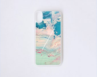 iPhone X Case - Marbled iPhone Case - Marble iPhone X Case - Marble Print iPhone Case - Rubber iPhone Case