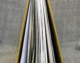 Large hand bound journal