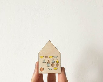 Wooden House - Cabin - House Series