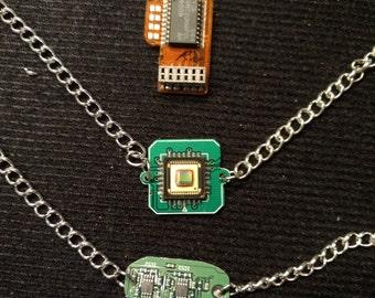Electronics Necklaces/Bracelets/Anklets