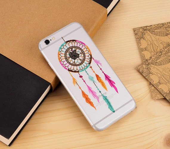 Iphone x dream catcher iphone 6 iphone 7 decal back stickers transparent iphone 7 plus stickers decals iphone 5 apple decal