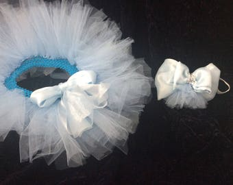 Disney Princess Cinderella Inspired Tutu