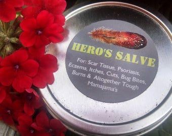 Hero's Salve - Scratch that Itch
