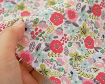 DOUBLE GAUZE, COTTON 100% fabric 150cm Wide, by Yard