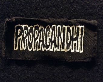 Propagandhi Patch
