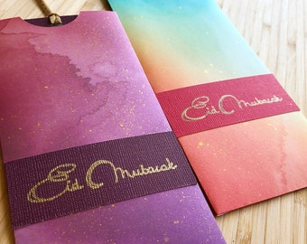 Celestial Eidi(money) Envelopes