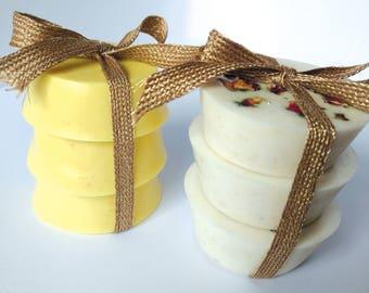 Handmade, Organic, Scented, Shea Butter Soap, Soap Gift, Gift Set, Gift Box