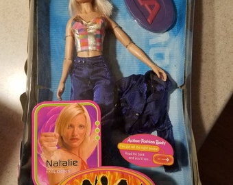 Charlie Angel Barbie - Natalie