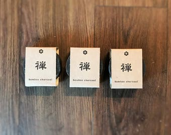 Bamboo charcoal ZEN soap