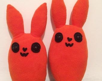 SALE - Pumpkin Bunny
