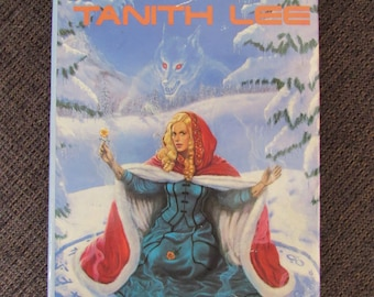 Red As Blood or Tales From the Sisters Grimmer by Tanith Lee 1983 Free Shipping