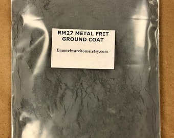 RM 27 Metal Frit Ground Coat for Steel