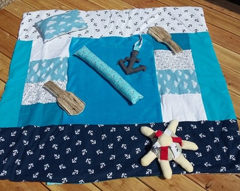 Crawling Blanket-Nest sailor 5